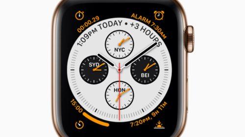 Ora exactă a pus pe butuci cel mai nou Apple Watch