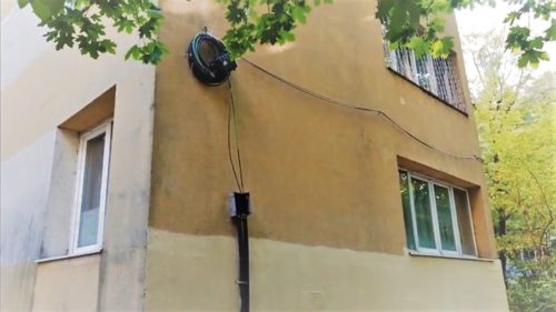 Reabilitatea blocurilor din București a băgat în haos furnizorii de internet