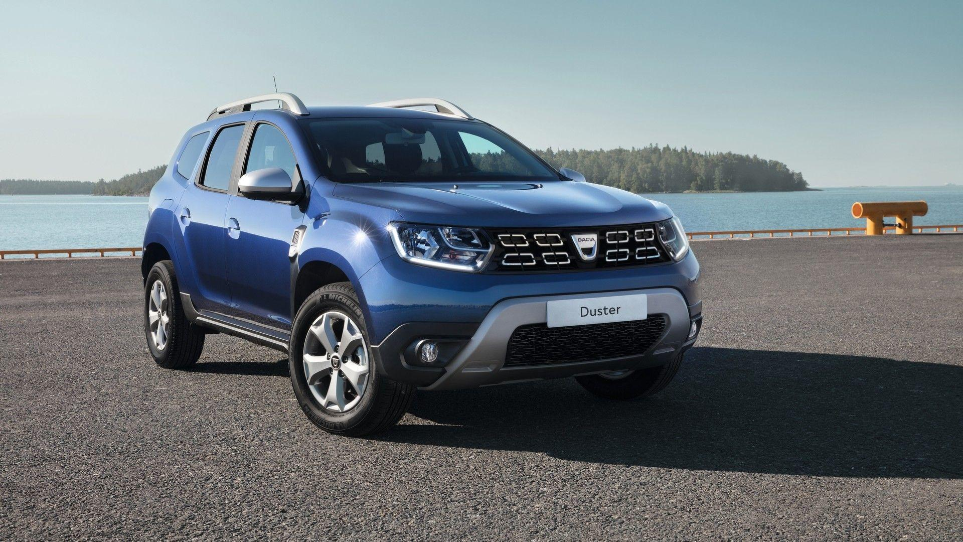 duster blue dci