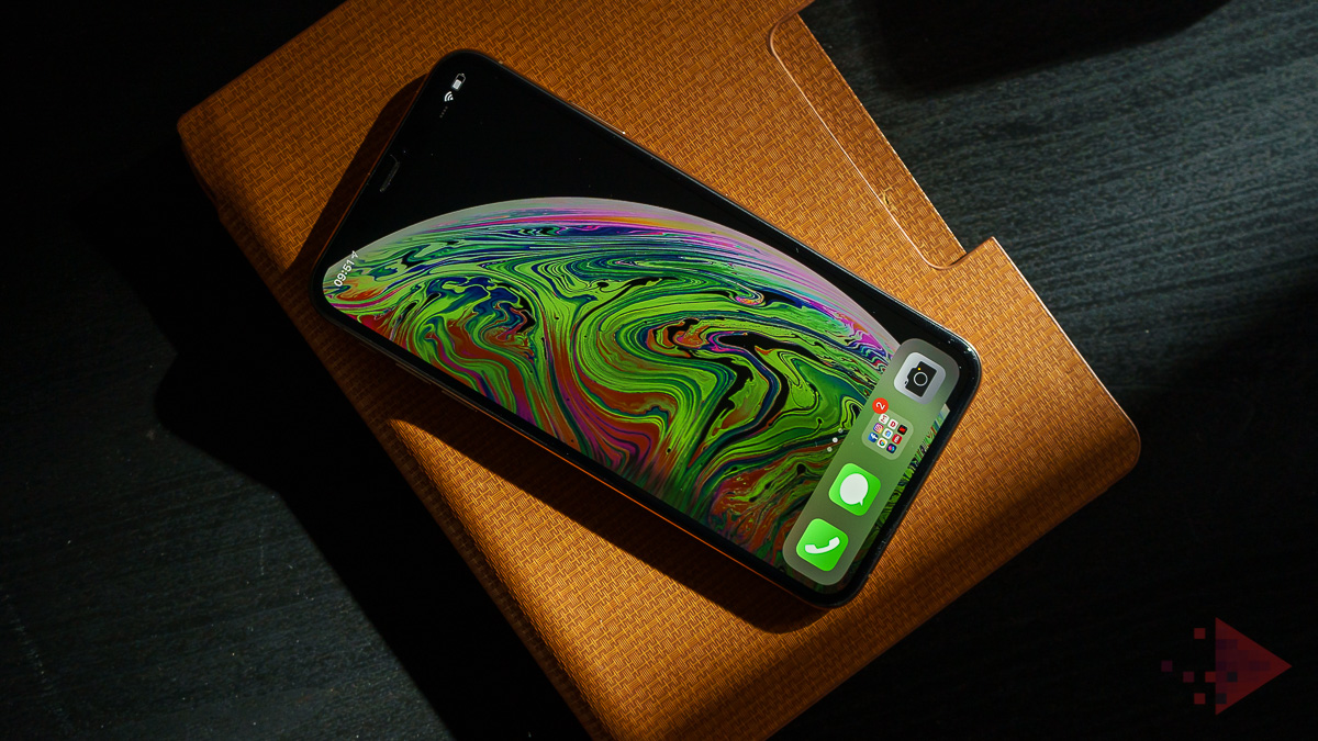 iPhone Xs Max, ecran de 6,5 inci. FOTO Răzvan Băltărețu / PLAYTECH