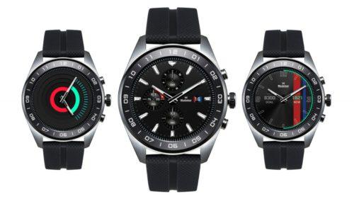 LG reinventează ceasul inteligent și îl combină cu unul tradițional