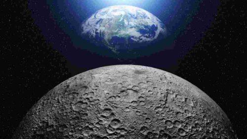 NASA îți dezvăluie locurile neștiute de pe Lună într-un clip 4K