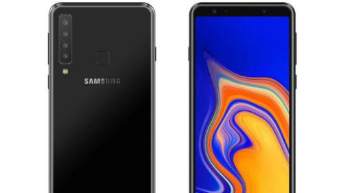 Ce specificații are telefonul Samsung cu patru camere foto principale