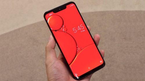 Sharp face un pas important și își lansează primul telefon cu ecran OLED