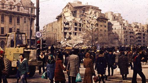 Simularea de cutremur nu-ți spune că o să murim ca șobolanii