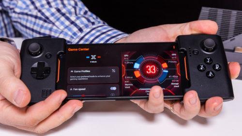VIDEO ASUS ROG Phone – Acel telefon pe care îl transformi în consolă de gaming