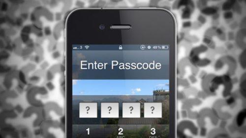 Cum schimbi codul de securitate la iPhone sau îl dezactivezi