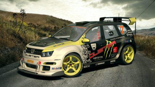Dacia Duster de curse? Cum ar fi mașina românească în competiția Lamborghini