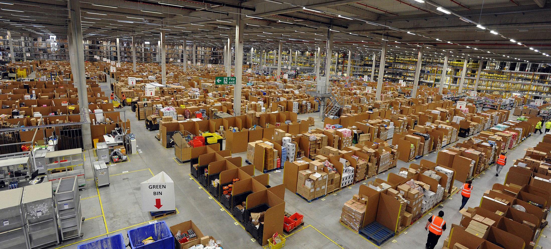 Depozit Amazon