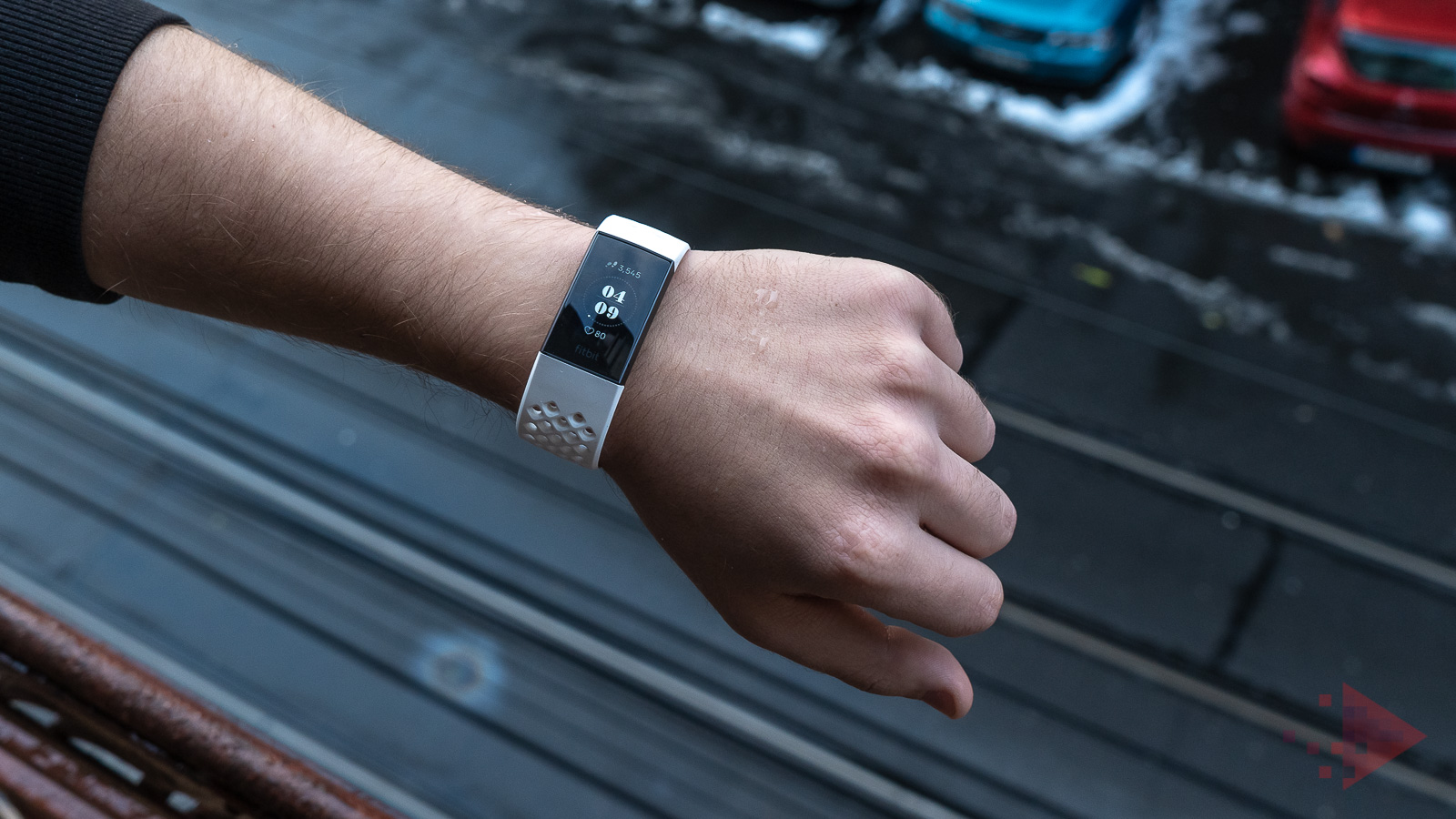 Fitbit Charge 3-5