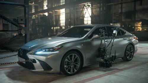 Lexus apelează la inteligență artificială să-i scrie reclamele