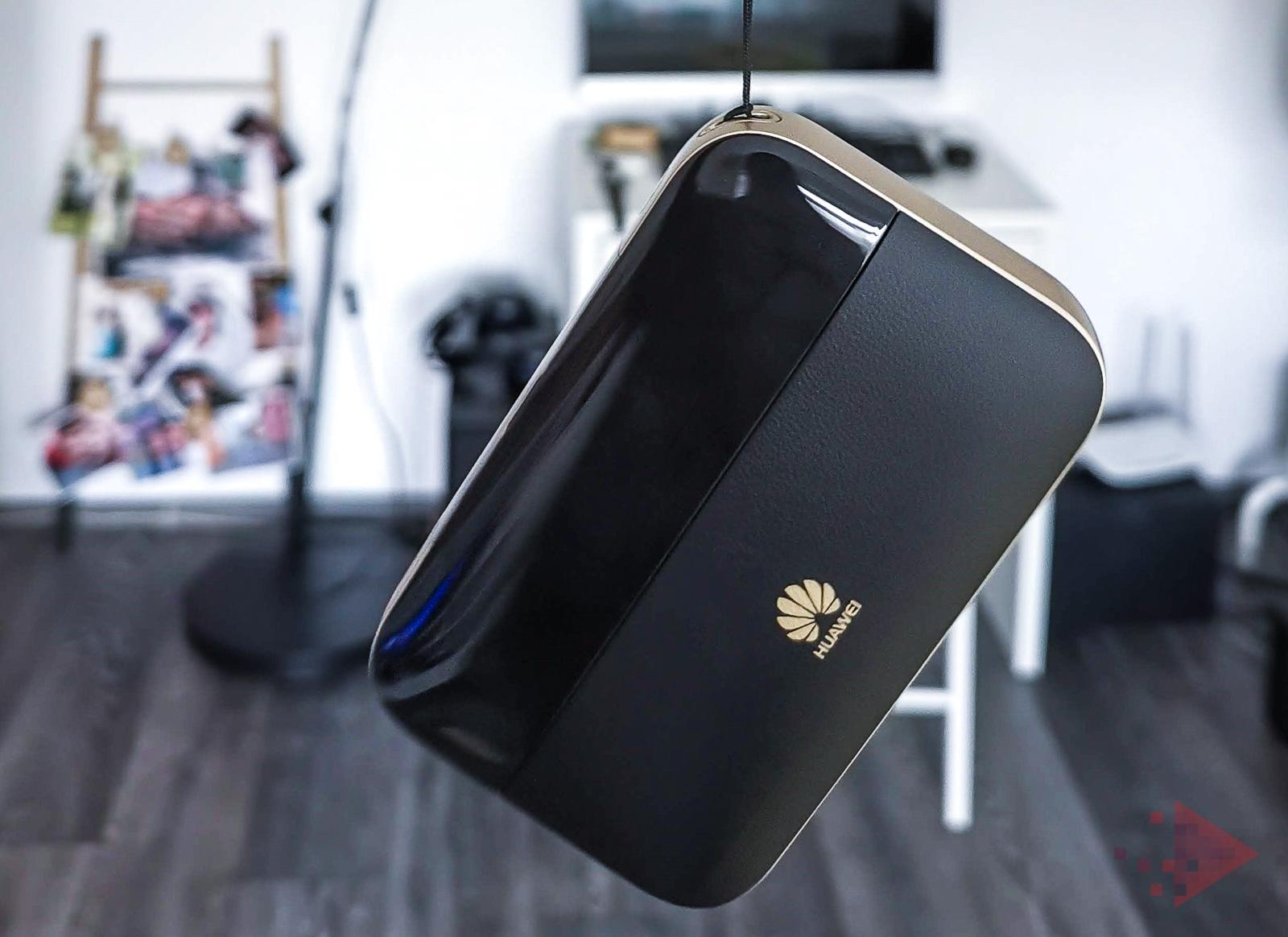 Modem Huawei pentru hotspot Orange