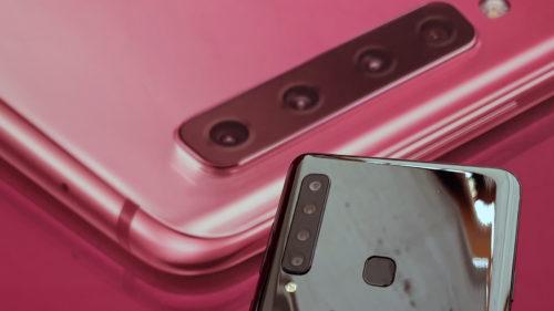 Samsung a lansat în România telefonul cu patru camere. Ce face fiecare