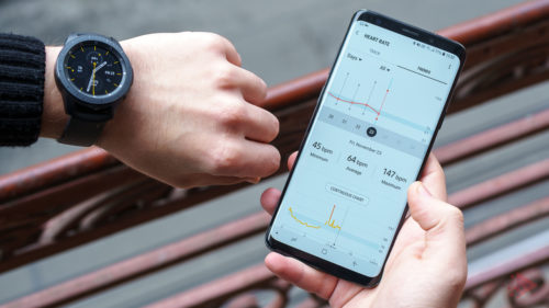TEST Samsung Galaxy Watch – Acel ceas care merge cu Android și iPhone