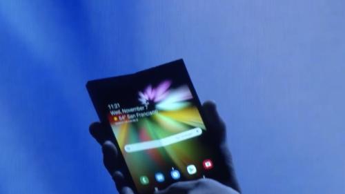 Telefonul pliabil de la Samsung ar putea fi cel mai scump smartphone
