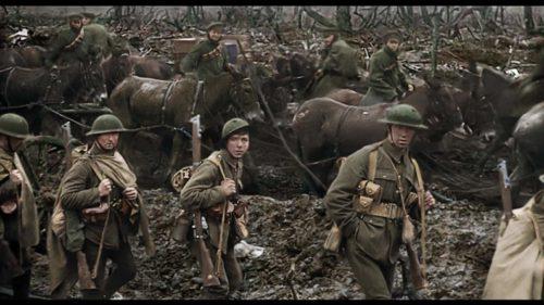 Creatorul Lord of the Rings îți arată Primul Război Mondial cum nu l-ai mai văzut