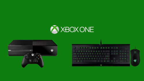 Suportul pentru tastatură și mouse pe Xbox One are o dată de lansare