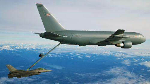 De ce e uimitoare alimentarea în zbor a avioanelor și cât poate fi de periculoasă