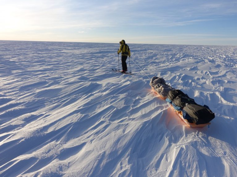 colin o brady antarctica
