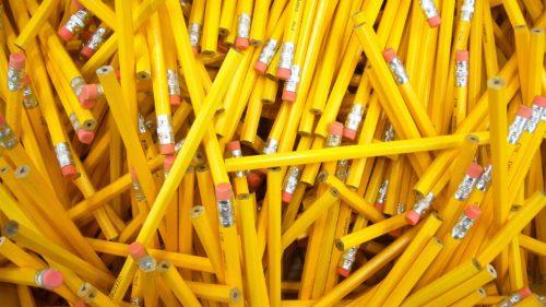 De ce cele mai multe creioane pe care le vezi sunt galbene