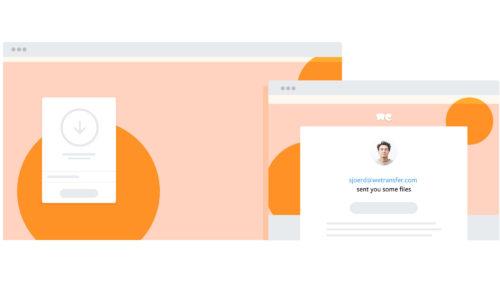 Cum trimiți fișiere mari prin email folosind WeTransfer