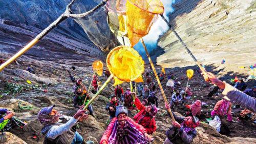 Fotografii magnifice adunate de National Geographic în 2018