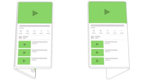 Android s-a adaptat la telefoane cu ecrane pliabile, pentru că sunt viitorul