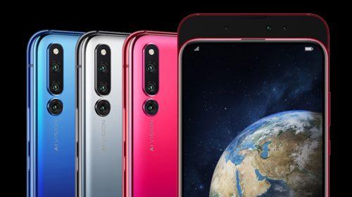 Honor Magic 2 este telefonul Huawei cu șase camere și cititor de amprente sub ecran