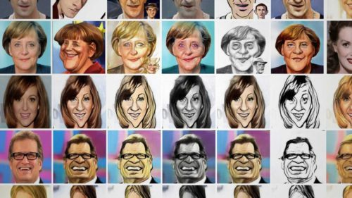 Caricaturile desenate de inteligența artificială nu sunt deloc rele