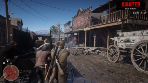 Red Dead 2 Online îți aduce battle royale, inspirat de Fortnite și PUBG