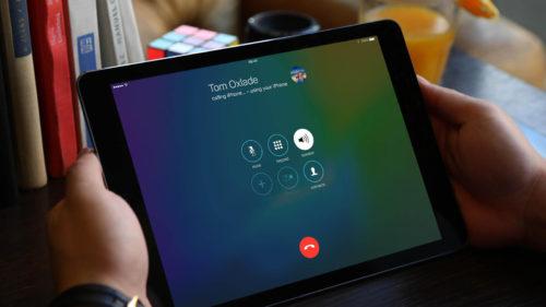 Cum folosești un iPad ca telefon și îți suni prietenii