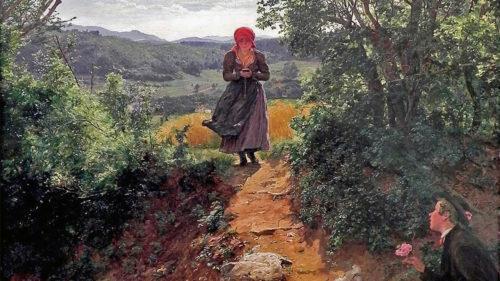 Dacă vezi un iPhone în acest tablou din 1860, ar trebui să te uiți mai atent