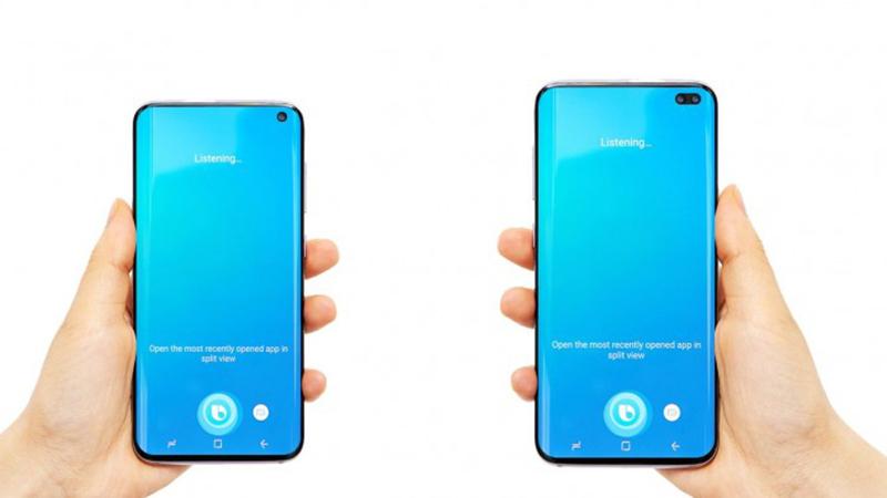 Samsung Galaxy S10 camere selfie design (2)