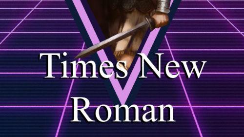 """Times New Roman, nouă """"victimă"""" în lupta sancțiunilor dintre America și Rusia"""