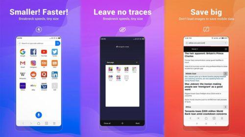 Chinezii de la Xiaomi au lansat un browser, pentru că asta le mai lipsea