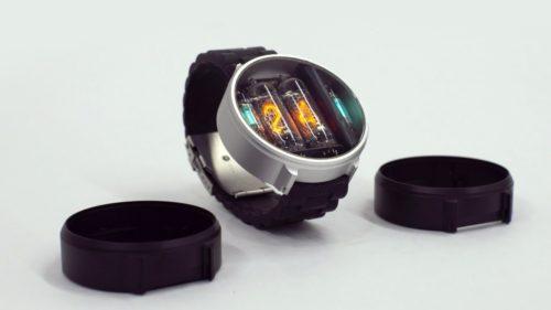 Ceasul retro care arată atât de bine, încât o să vrei unul