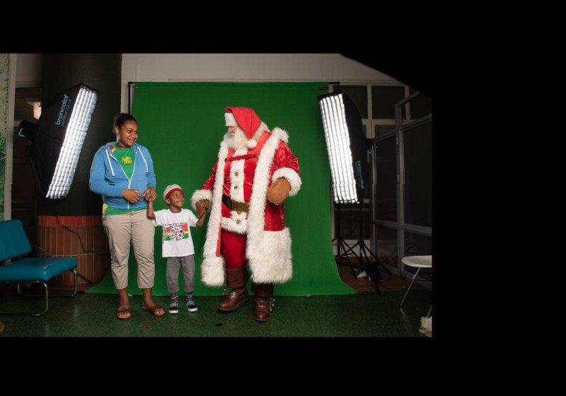 crăciun copii magie