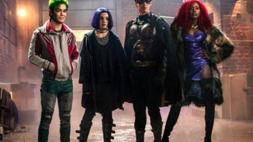 Titans ajunge pe Netflix: ce trebuie să știi despre serialul DC
