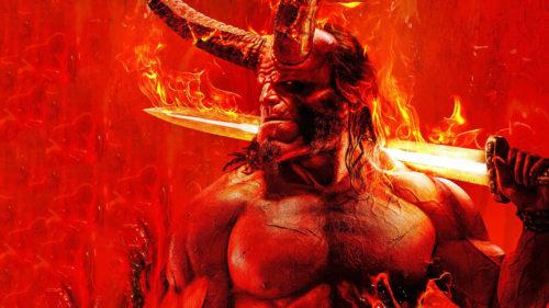 Primul trailer la noul Hellboy îți bagă frica în oase