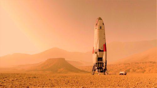Cum va arăta racheta lui Elon Musk care promite să te ducă pe Marte