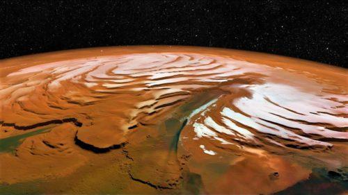 Marte a avut apă acum miliarde de ani: cele mai detaliate imagini arată un râu masiv care a curs pe planetă