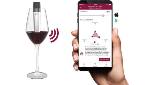 Gadgetul care te transformă în somelier există și te ajută să bei ce îți place