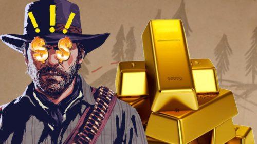 Cât te costă să te îmbogățești în Red Dead Online cu bani reali