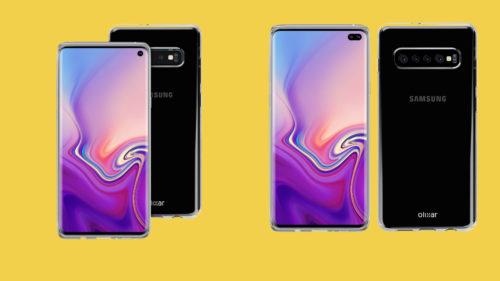 Noul design al Samsung Galaxy S10 este confirmat în fotografii