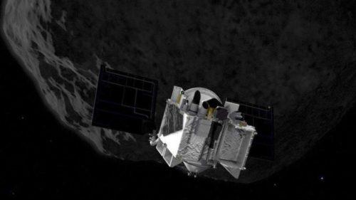 Cei de la NASA au descoperit apă pe un asteroid, iar toată lumea e uimită