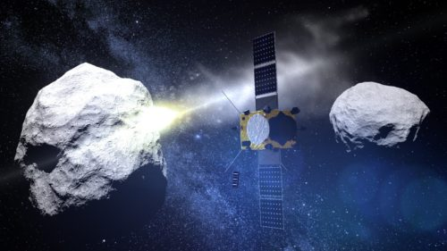 Scenariu ca de filme la NASA: planul prin care vrea să devieze un asteroid