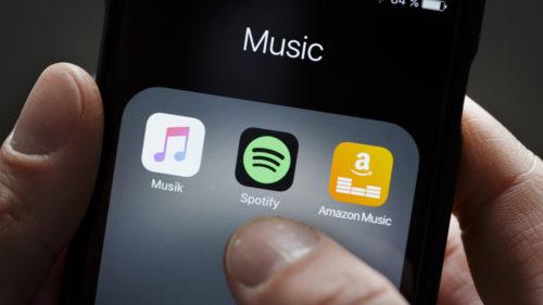 Spotify a ajuns să facă bani, dar nu mulțumită muzicii