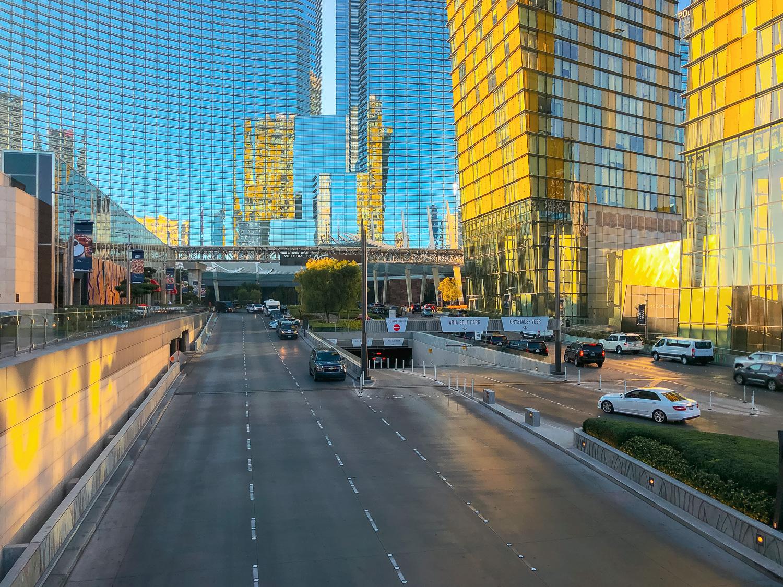 Las Vegas fotografiat cu Samsung Galaxy Note9