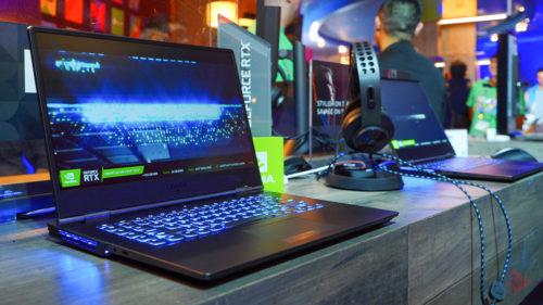 Laptopul de gaming de la Lenovo care m-a făcut să vreau unul, chiar dacă nu-s gamer