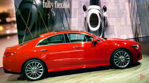 Mercedes a prezentat mașina care știe dinainte ce comenzi vrei să-i dai